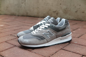 New Balance M997GY2 Made in USA-Preorder Item-Navy Selected Shop