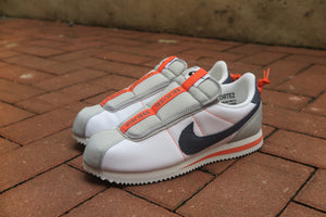 Kendrick Lamar x Nike Cortez Kenny IV - White/Thunder Blue/Wolf Grey #AV2950-100-Sneakers-Navy Selected Shop