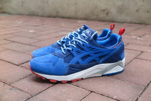 "Mita sneakers x Asics Gel Kayano Trainer ""Trico"" - Indigo Blue/Directoire Blue #1191A158-400-Preorder Item-Navy Selected Shop"