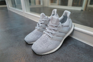 adidas Ultra Boost 3.0 - Clear Grey/Mid Grey #BB6059-Sneakers-Navy Selected Shop