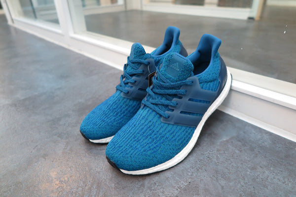adidas Ultra Boost 3.0 - Core Blue/Mystery Blue #BA8844-Preorder Item-Navy Selected Shop