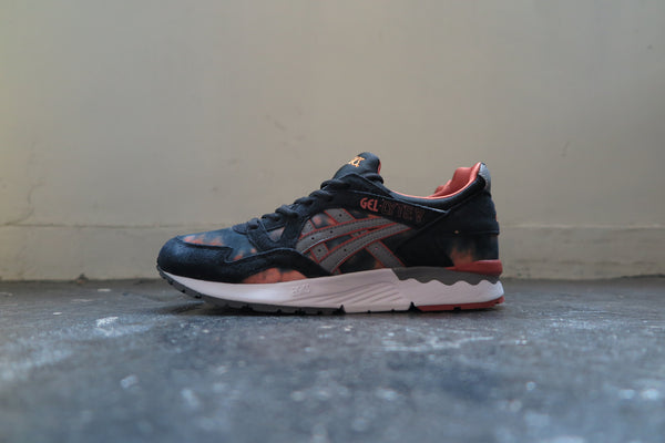Asics Gel Lyte V in Tie Dye/Grey #H503N-9011-Sneakers-Navy Selected Shop