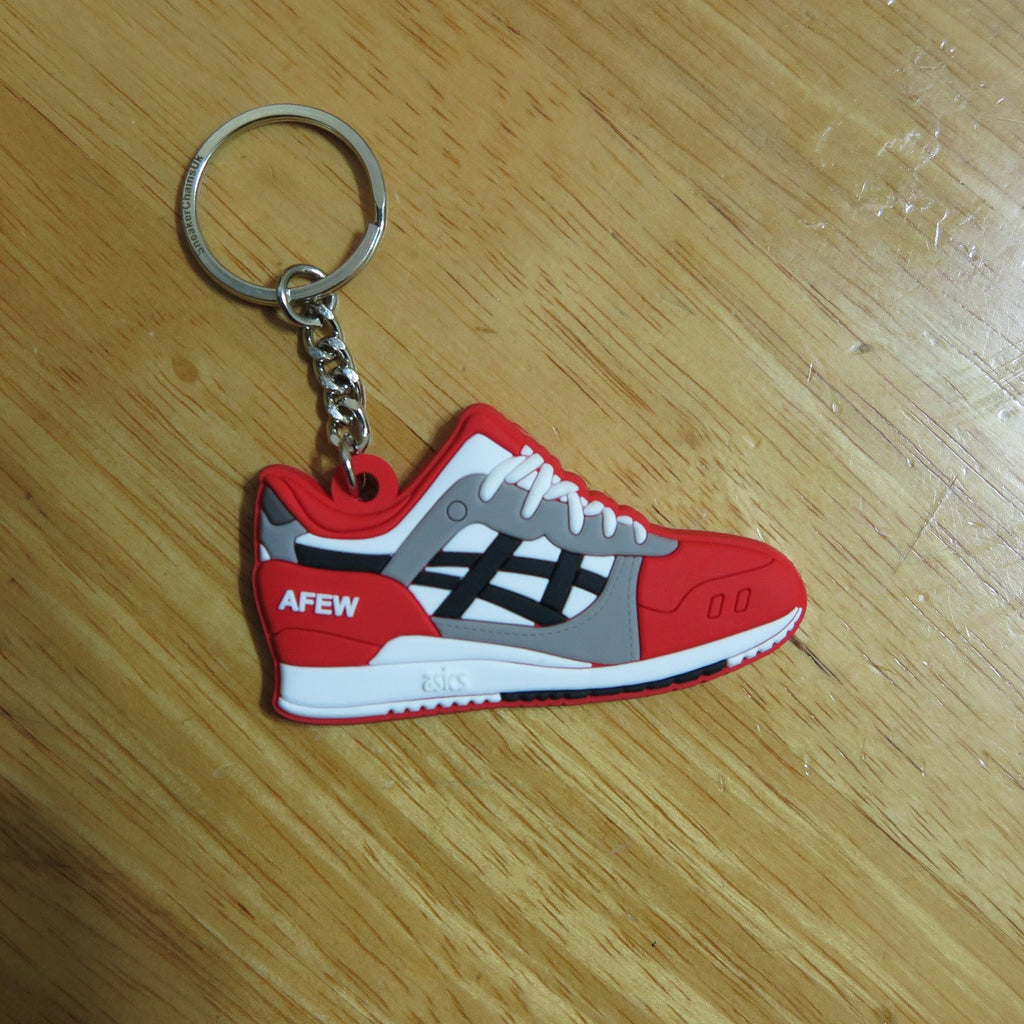 "AFEW X Asics Gel Lyte III ""KOI""-Key Chain-Navy Selected Shop"