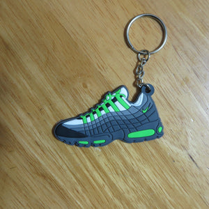 Nike Air Max 95 'NEON'-Key Chain-Navy Selected Shop