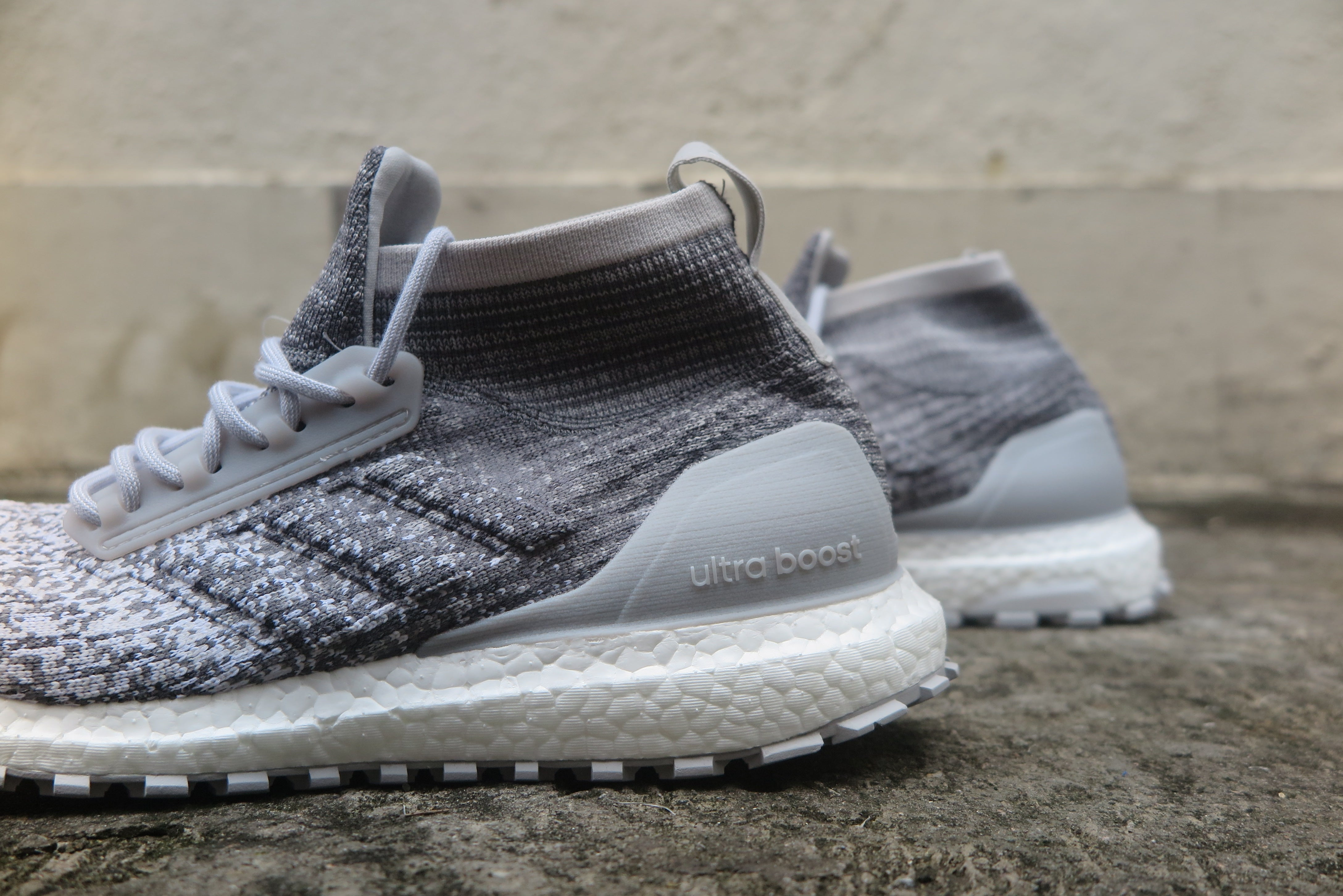 Reigning Champ X adidas Ultra Boost All Terrain - Footwear White/Grey Two/Grey Four #DB2042-Preorder Item-Navy Selected Shop