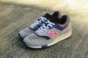 KITH x United Arrows & Sons x nonnative x New Balance M997KTI Made in USA-Sneakers-Navy Selected Shop