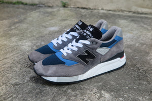 New Balance M998NF Made in USA-Sneakers-Navy Selected Shop