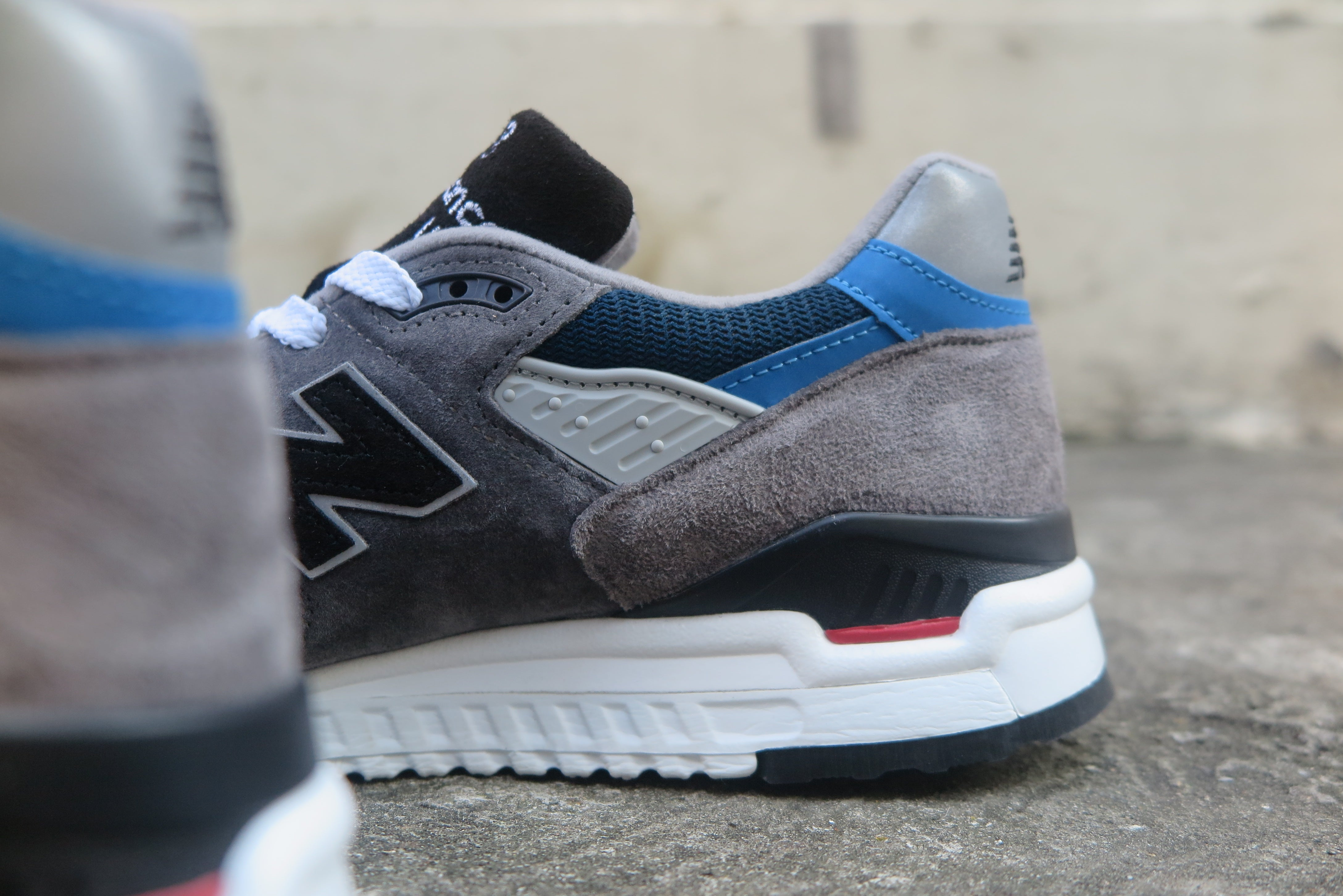 New Balance M998NF Made in USA-Preorder Item-Navy Selected Shop