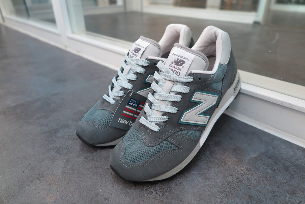 "New Balance M1300CL Made in USA ""2016 Version""-Sneakers-Navy Selected Shop"