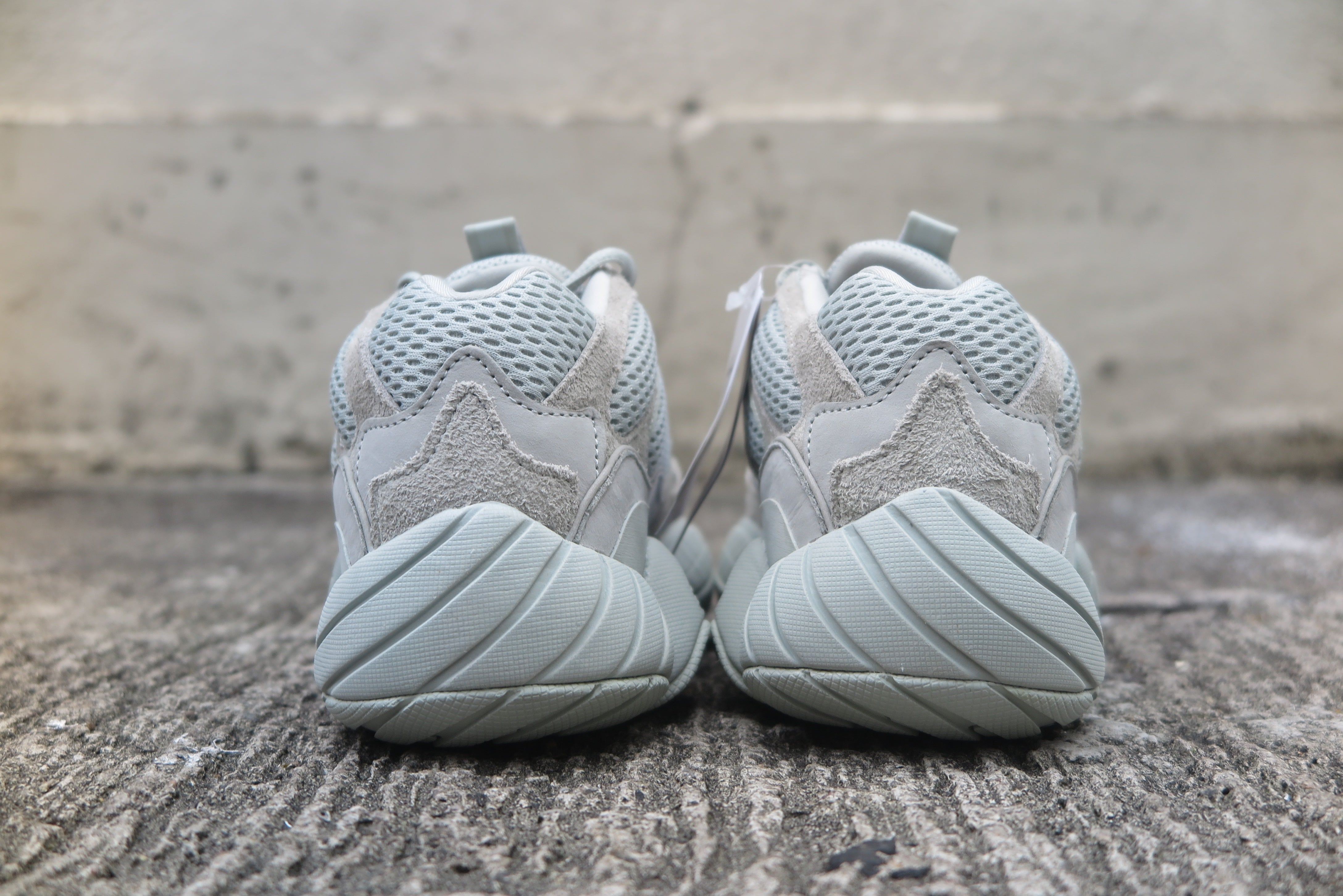 Kanye West x adidas Yeezy 500 - Salt #EE7287-Sneakers-Navy Selected Shop