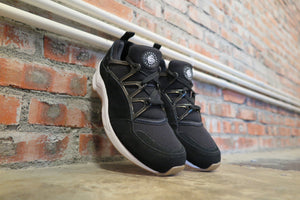 Nike Air Huarache Light - Black/Gum/Light Brown #306127-001-Sneakers-Navy Selected Shop