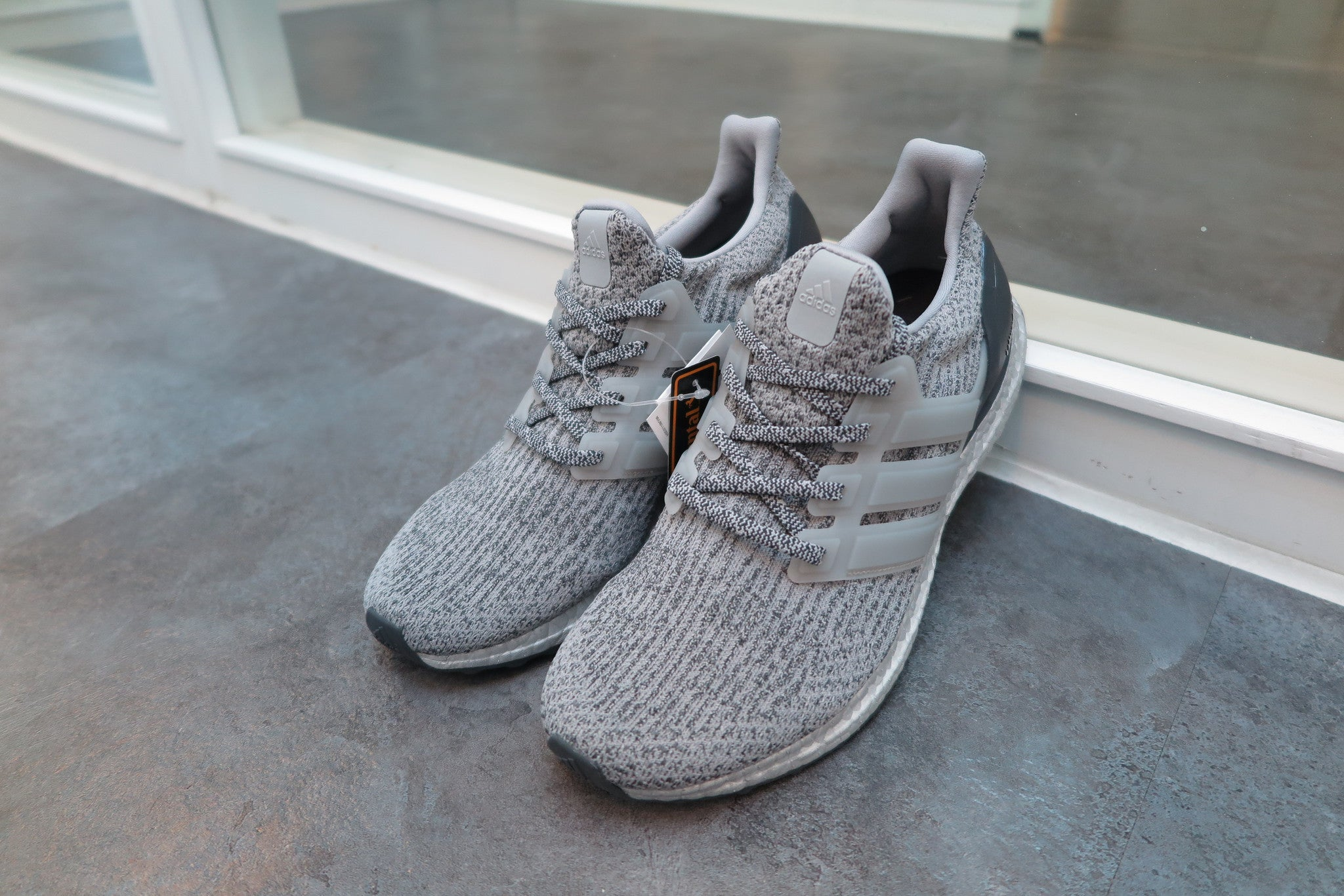 sale retailer 79f3c 6d908 ... uk adidas ultra boost 3.0 superbowl edition silver pack medium grey  heather solid 49c1f 06b61