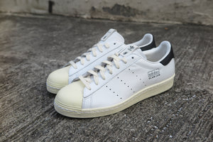 Slam Jam x adidas Consortium Superstar 80s - Footwear White/Footwear White #BB9485-Sneakers-Navy Selected Shop