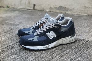 New Balance W991NV Made in England-Preorder Item-Navy Selected Shop