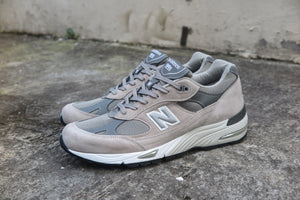 New Balance M991GL Made in England-Sneakers-Navy Selected Shop