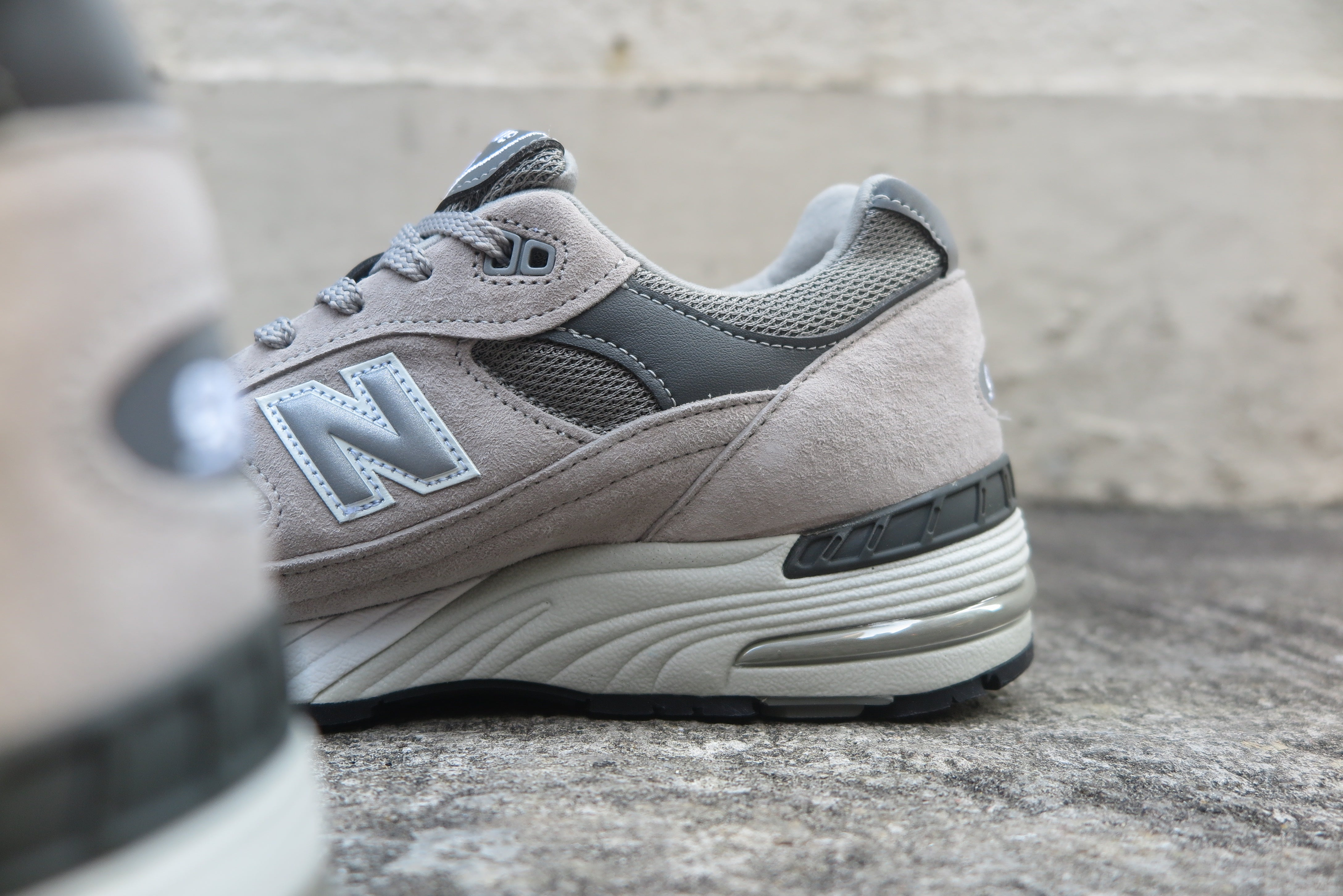 New Balance M991GL Made in England-Preorder Item-Navy Selected Shop