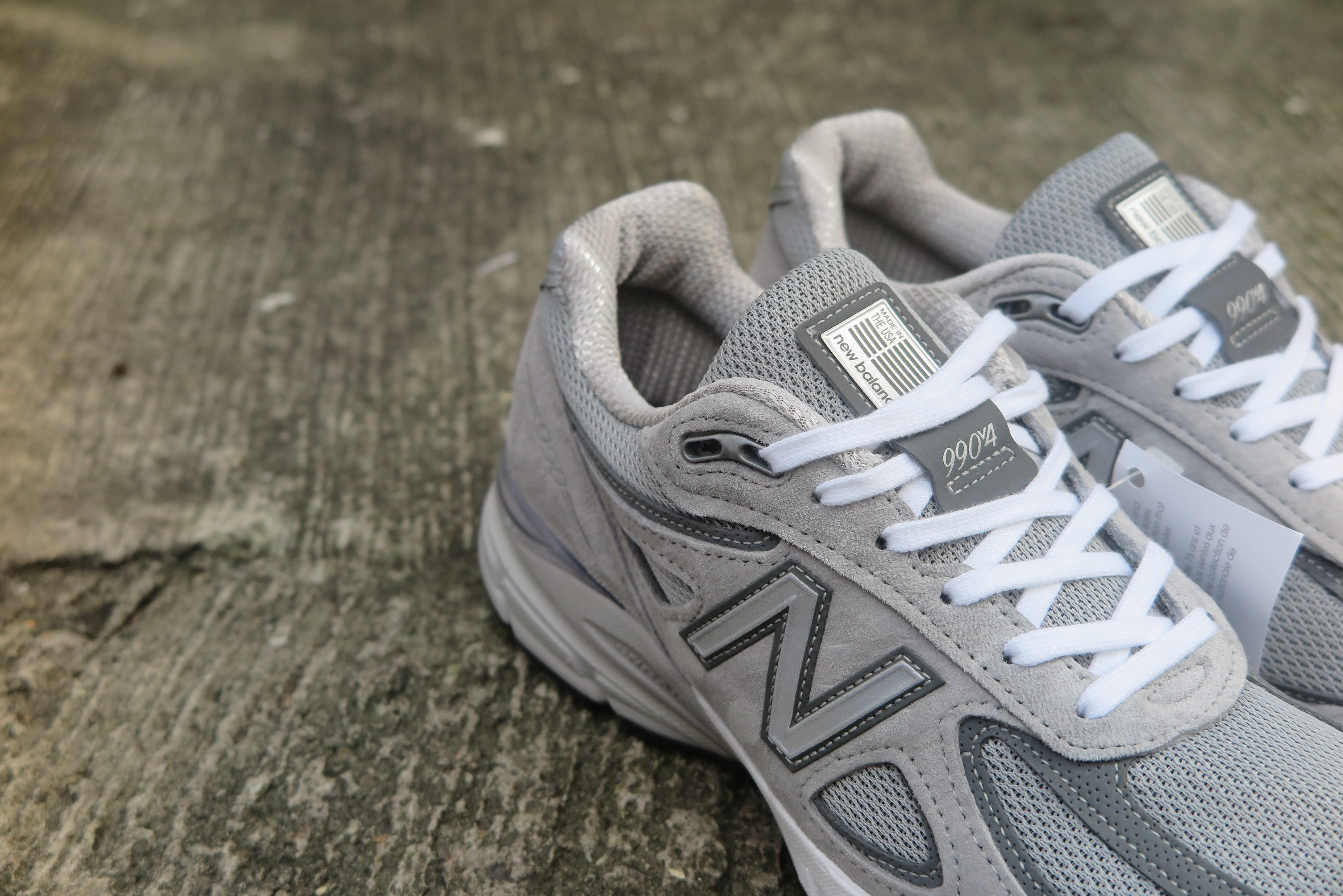 New Balance M990GL4 Made in USA-Preorder Item-Navy Selected Shop