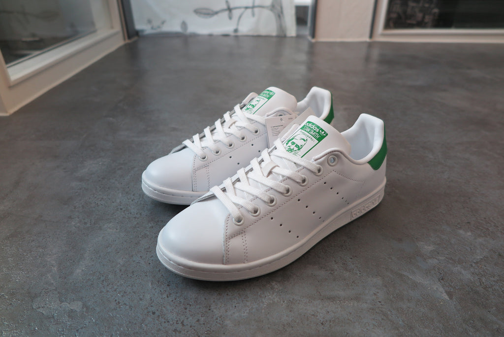 adidas Stan Smith OG - White/Fairway #M20324-Preorder Item-Navy Selected Shop