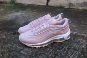 Nike WMNS Air Max 97 Premium - Plum Chalk/Light Cream #917646-500-Preorder Item-Navy Selected Shop