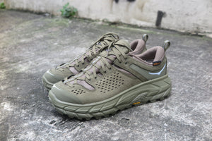 Hoka One One Tor Ultra Low WP JP - Burnt Olive #1105689-BTOL-Sneakers-Navy Selected Shop