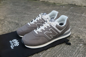 eYe Junya Watanabe COMME des GARCONS x New Balance ML574EJ2 - Grey-Preorder Item-Navy Selected Shop