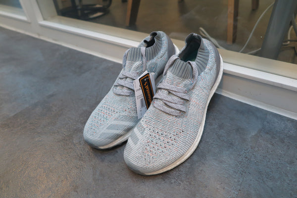 adidas Ultra Boost Uncaged - Clear Grey/Mid Grey/Grey #BB4489-Sneakers-Navy Selected Shop