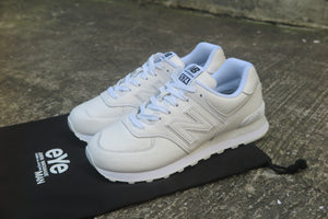 eYe Junya Watanabe COMME des GARCONS x New Balance ML574EJ3 - White-Preorder Item-Navy Selected Shop