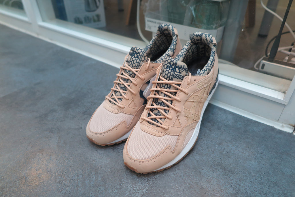 "Commonwealth X Asics Gel Lyte V ""Kultura"" - Beige #HK6M1-0505-Sneakers-Navy Selected Shop"