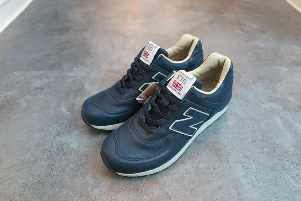 New Balance M576CNN Made in England-Sneakers-Navy Selected Shop