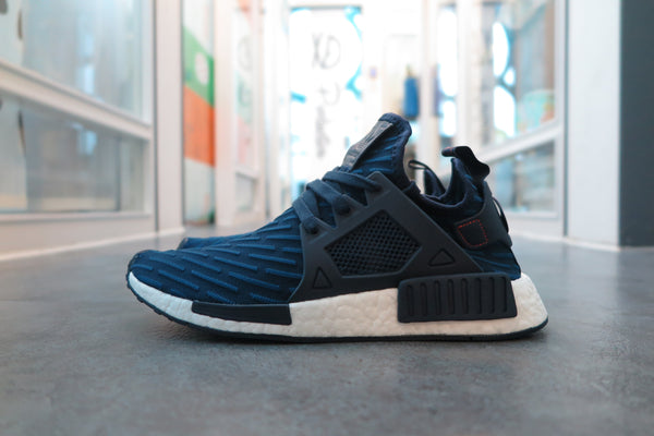 adidads NMD_XR1 Primkenit - Collegiate Navy/Core Red #BA7215-Preorder Item-Navy Selected Shop