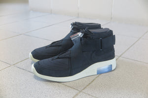 Nike Air Fear of God Raid - Black/Fossil #AT8087-002-Sneakers-Navy Selected Shop