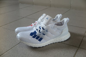 Undefeated x adidas Ultra Boost 1.0 - White/Red/Blue #EF1968-Preorder Item-Navy Selected Shop
