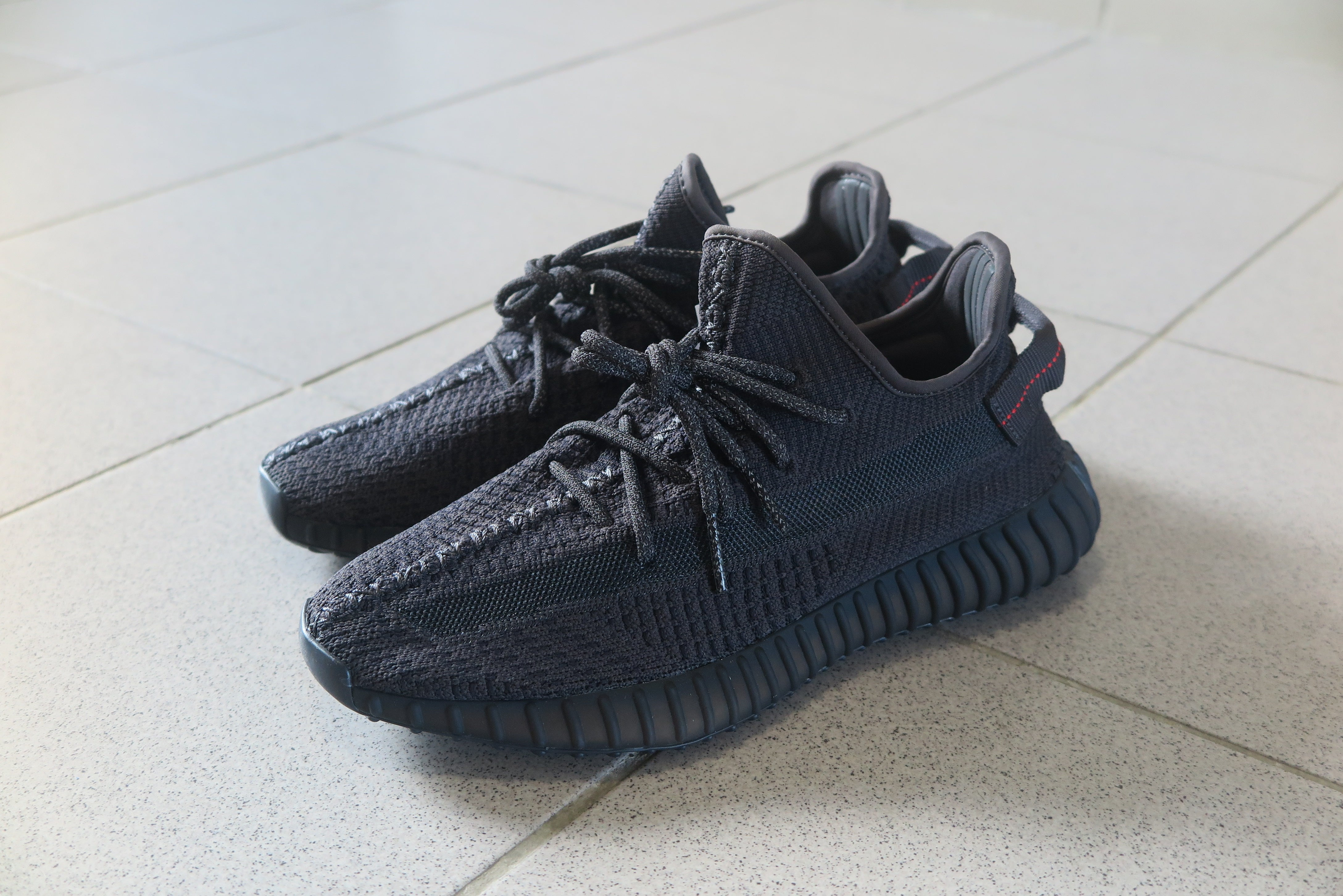 promo code d3344 78d37 adidas Yeezy Boost 350 V2 - Black Non-Reflective  FU9006-Sneakers-Navy