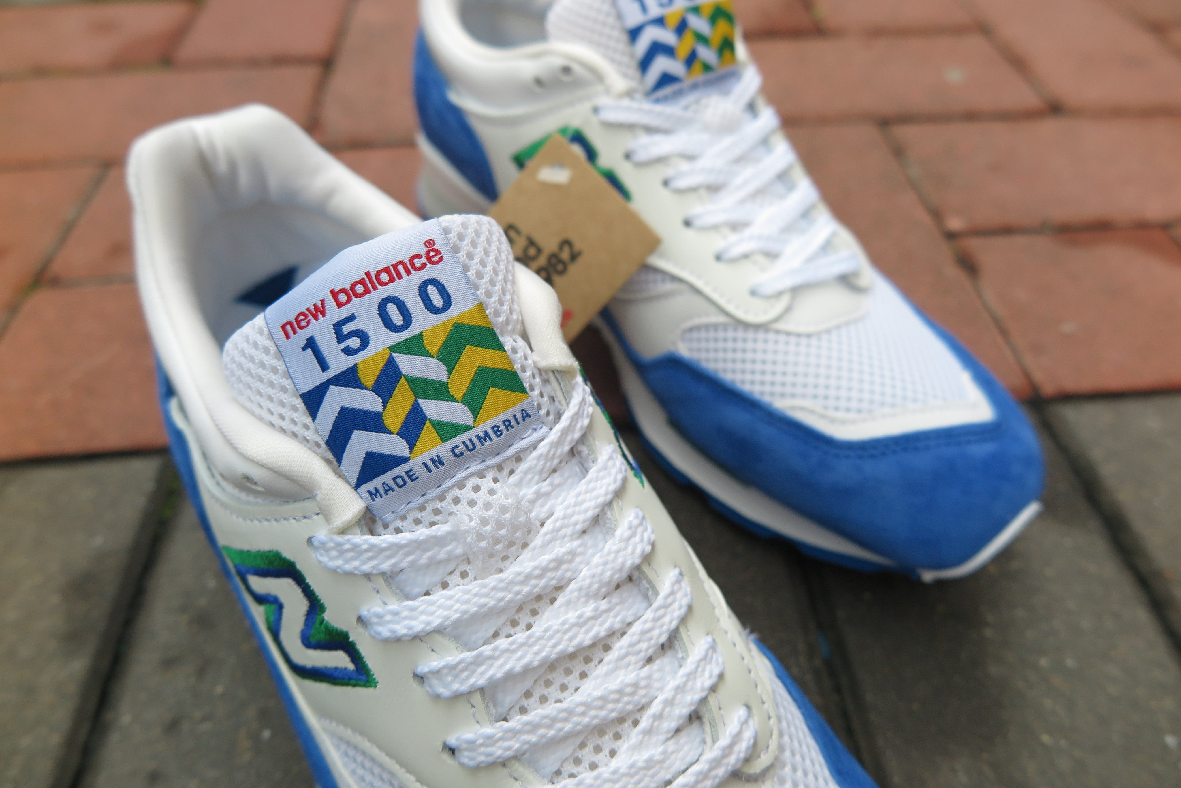 "New Balance M1500CF ""Cumbrian Pack"" Made in England-Preorder Item-Navy Selected Shop"