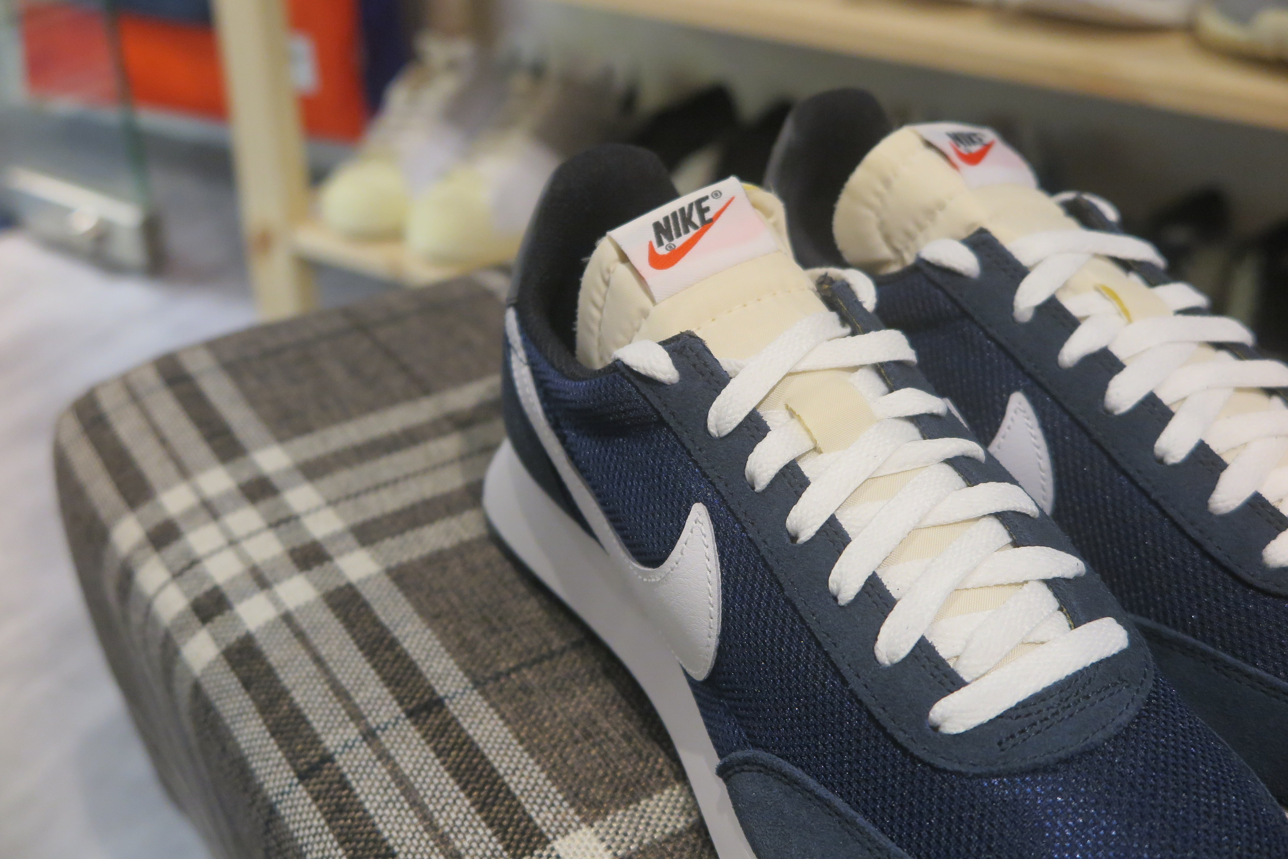 Nike Air Tailwind 79 - Dark Obsidian/Midnight Navy/Black/White #487754-406-Preorder Item-Navy Selected Shop