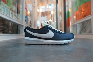 Fragment Design X Nike Roshe Cortez SP - Obsidian/White #806964-410-Sneakers-Navy Selected Shop