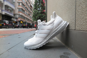 adidas Ultra Boost 3.0 - Crystal White/Bliss #BA8922-Sneakers-Navy Selected Shop