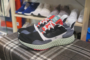 adidas ZX 4000 4D - Core Black/Onix/Footwr White #BD7931-Preorder Item-Navy Selected Shop