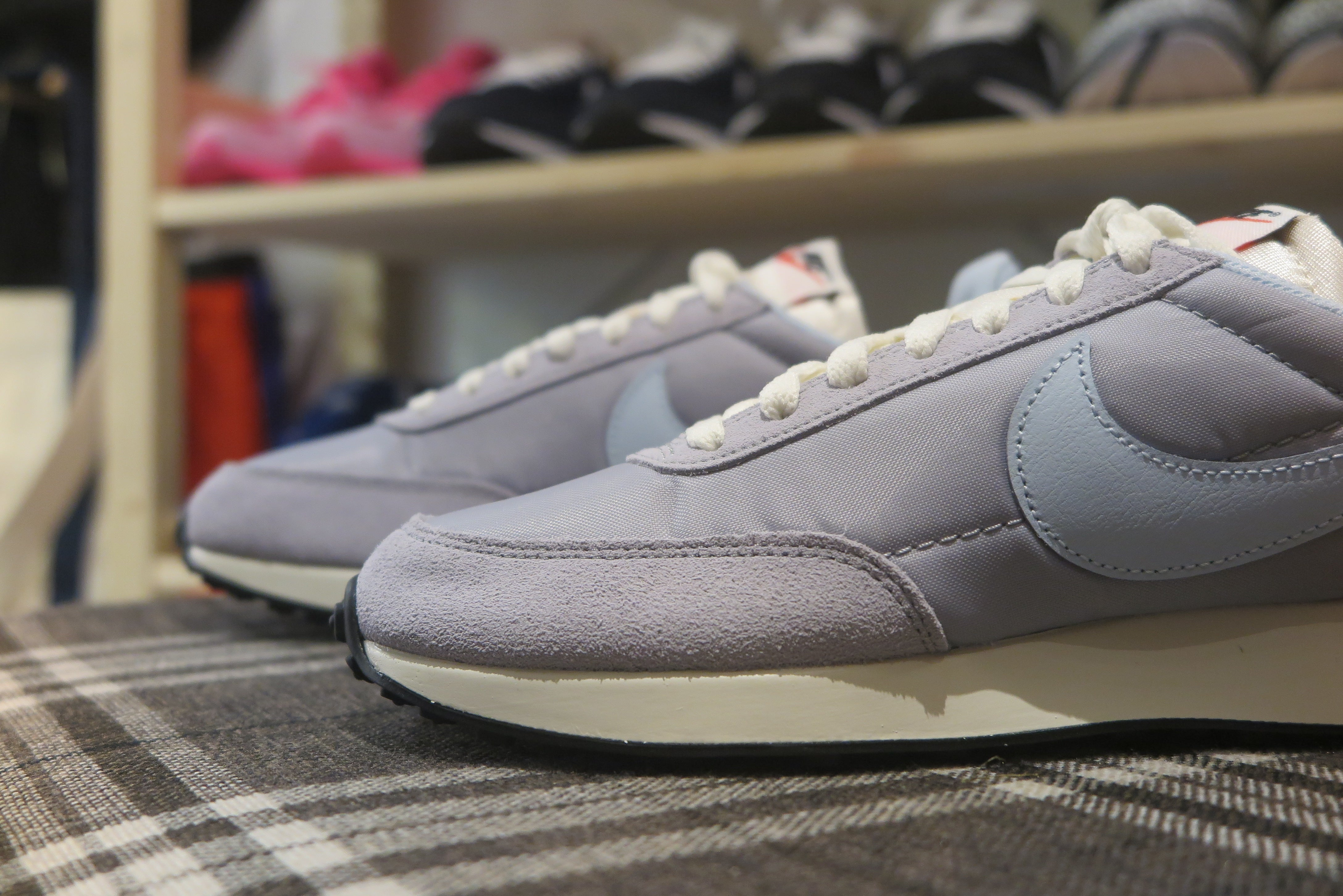 Nike Air Tailwind 79 - Wolf Grey/Antarctica/Sail/Black #487754-010-Preorder Item-Navy Selected Shop