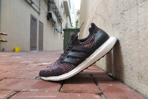 "adidas Ultra Boost 3.0 ""Multicolor"" - Core Black/Utility Black #CG3004-Sneakers-Navy Selected Shop"