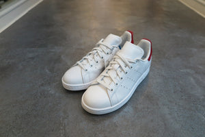 adidas WMNS Stan Smith - Vintage White/Red #S75562-Sneakers-Navy Selected Shop
