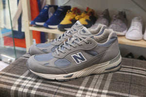 New Balance M991NGN Made in England-Sneakers-Navy Selected Shop