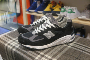 New Balance M990BK2 Made in USA-Sneakers-Navy Selected Shop