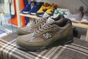 New Balance M991FDS Made in England-Sneakers-Navy Selected Shop