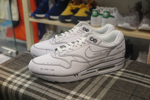 Nike Air Max 1 Sketch To Shelf - White/Black #CJ4286-100-Sneakers-Navy Selected Shop