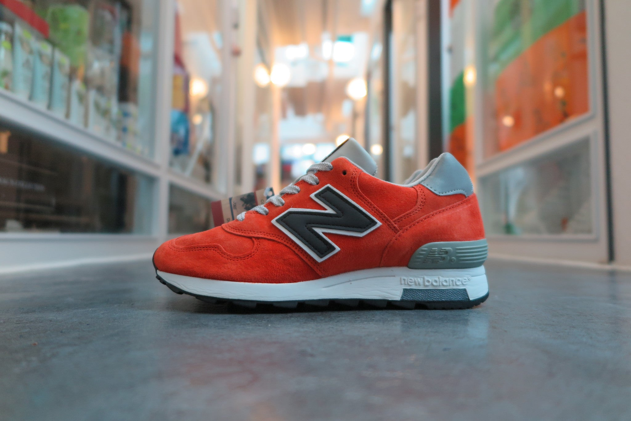 New Balance M1400BC Made in USA-Sneakers-Navy Selected Shop