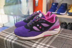 Feature X Saucony G9 Shadow 6 High Roller Pack 'The Barney' #S70183-2-Sneakers-Navy Selected Shop