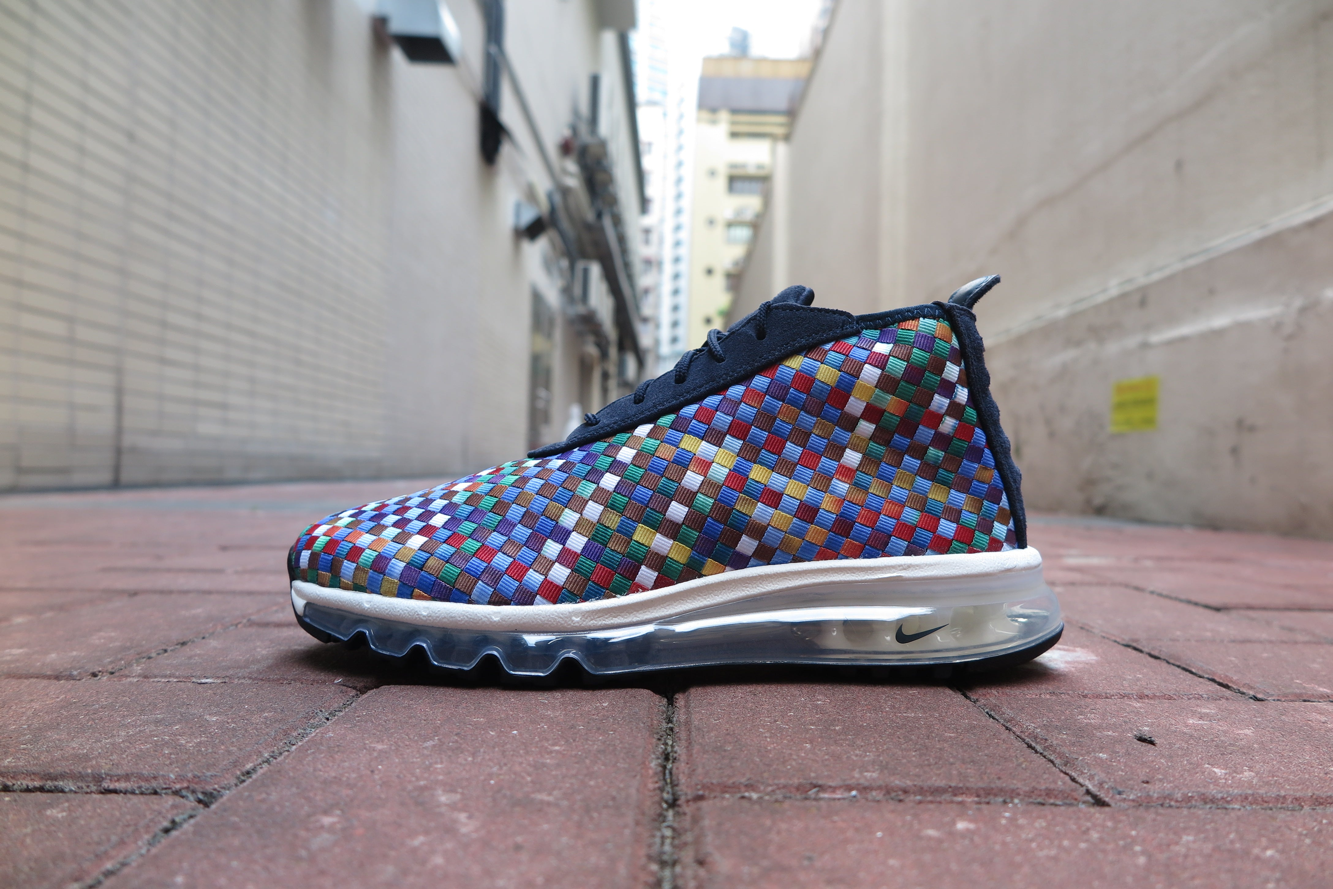 "Nike Air Max Woven Boot ""Special Edition"" - Dark Obsidian/True White #AH8139-400-Preorder Item-Navy Selected Shop"