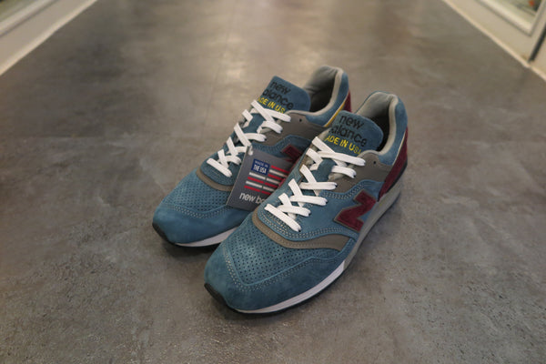 New Balance M997DTE Made in USA-Sneakers-Navy Selected Shop