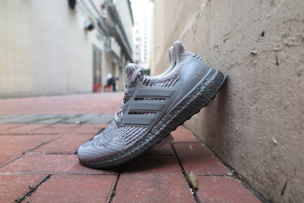 "adidas Ultra Boost 3.0 ""Triple Grey"" - Grey Two/Trace Grey #CG3041-Sneakers-Navy Selected Shop"